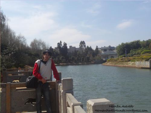 Un río sin contaminar no se podría encontrar jamás en un centro turístico